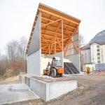 Centre d'entretien routier Saint Laurent du Pont